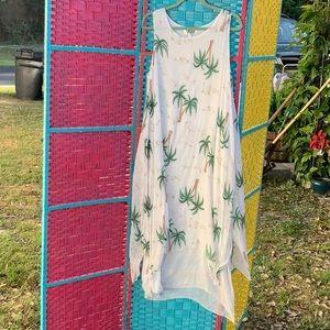 Willowy maxi dress